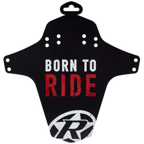 Reverse Born to Ride Skærm rød/sort